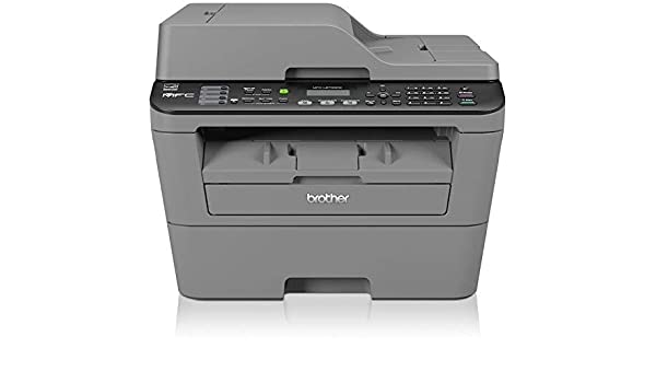 Brother MFC-L2700DW MFC - Impresora láser, A4, Color Negro: Amazon ...
