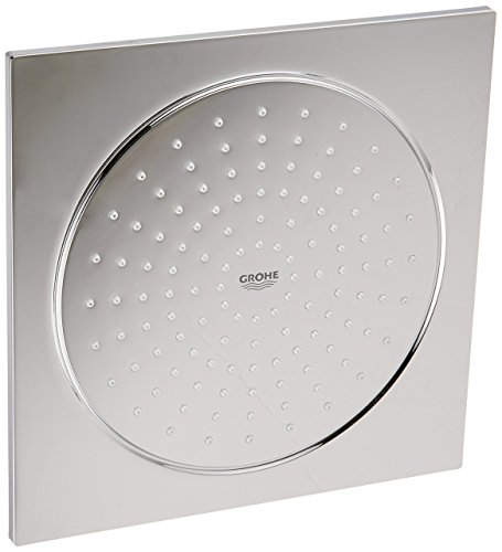 grohe square shower head - 2