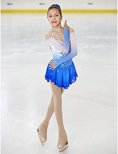 Details about  / Custom Fashion figure Skating Dresses skating costumes For Adults or Girls