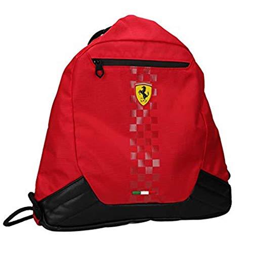 Ferrari 2018 Scuderia F1 Formula One Team Coulisse Backpack Shoulder Sports Bag Scuderia Ferrari