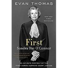 First: Sandra Day O'Connor