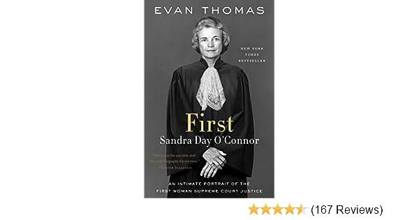 Sandra Day OConnor First