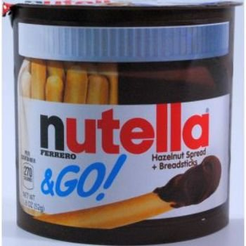 Nutella & Go! (Pack Of 144)
