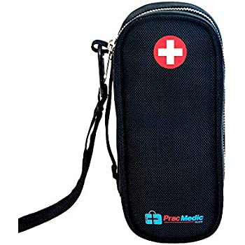Amazon Com Pracmedic Epipen Carrying Case Holds 2 Epi