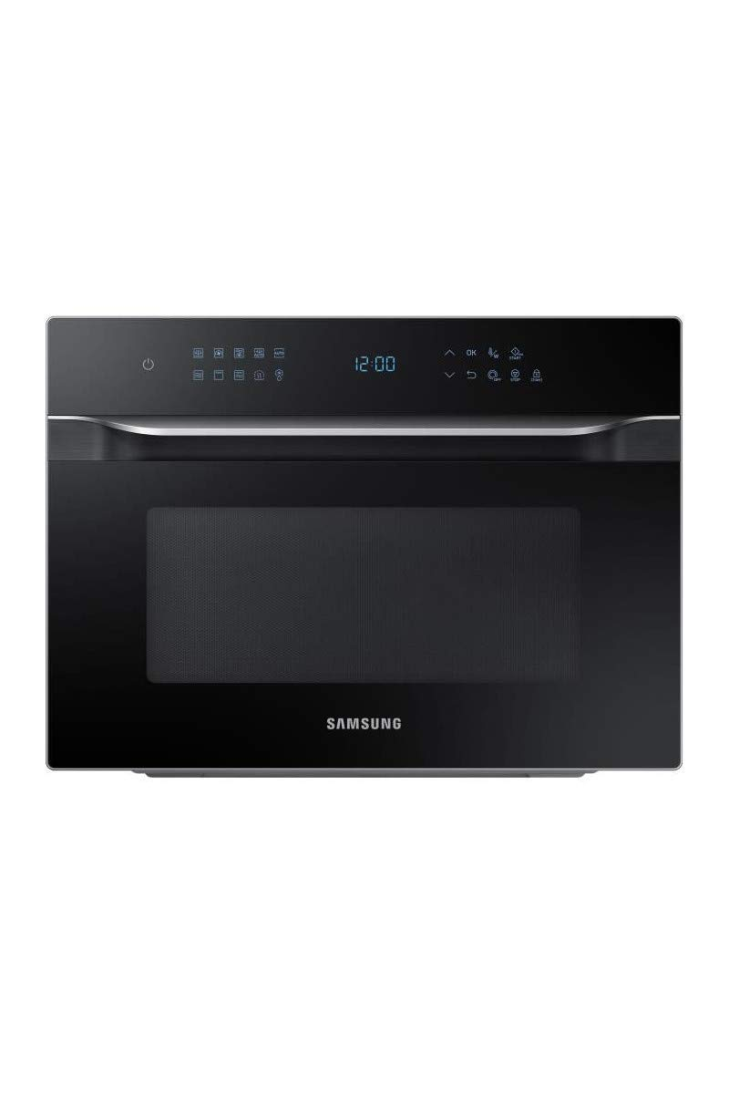 Samsung - mc35j8088lt - Microondas 35L 900 W negro/cromo: Amazon ...