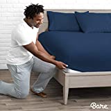 Bare Home 2 Pack Fitted Sheets