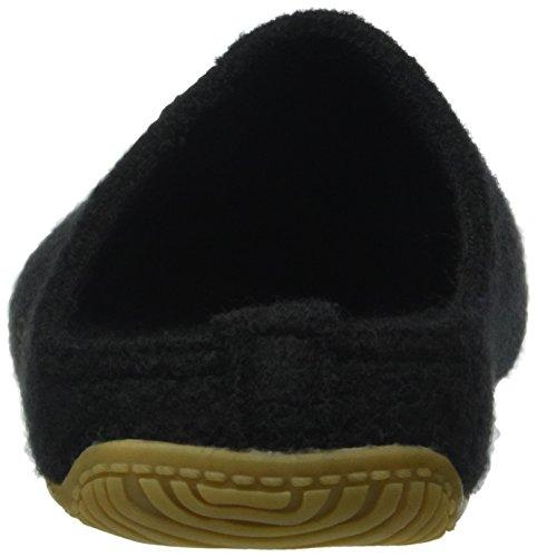 Living Kitzbühel Pantoffel - Zapatilla de estar por casa Unisex adulto Negro - negro (negro 900)