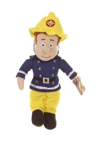 Sam Fleece (Fireman Sam Plush Soft Toy)