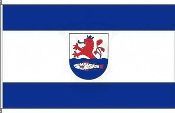 Königsbanner Hissflagge Leichlingen Rheinland 100 X 150cm