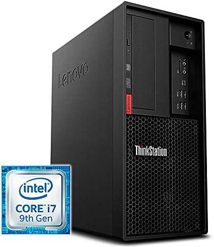 Lenovo ThinkStation P330 9th Gen Intel® Core™ i7 i7-9700 16 GB ...