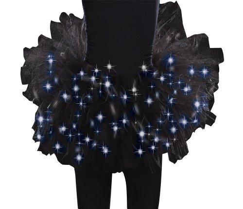 Black Tutu Teen Petticoat