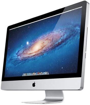 Apple iMac MC814LL/A 27-Inch Desktop Computer, Intel Core i5-2400, 4GB RAM, 1TBB HDD, Mac OS X Snow Leopard (Renewed) 41zWThPtZNL