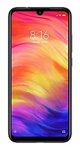 Xiaomi Redmi Note 7 Dual SIM - 128GB, 4GB RAM, 4G LTE, Black - International Version