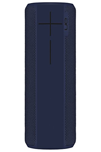 Ultimate Ears BOOM 2 Midnight Blue Wireless Mobile Bluetooth Speaker (Waterproof & Shockproof) – Limited Edition