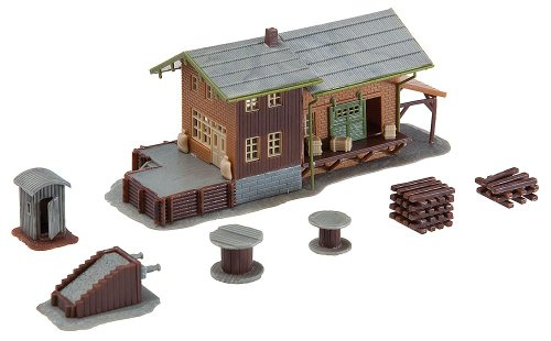Faller 222117 Freight House N Scale Building Kit