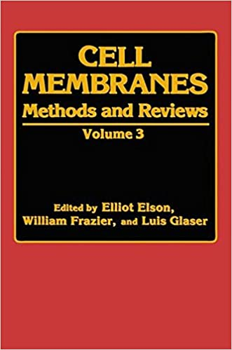 Download Cell Membranes: Methods and Reviews Volume 3 PDF, azw (Kindle), ePub