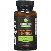 Onnit Shroom Tech Immune: Daily Immune Support Supplement with Chaga Mushroom (30ct)