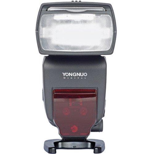 Flash inalámbrico para cámaras Nikon DSLR