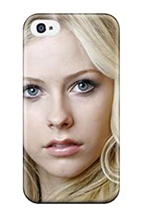 First-class YY-ONE For Iphone 4/4s Dual Protection Cover Celebrity Avril Lavigne