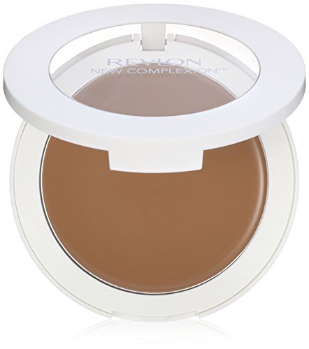 Revlon New Complexion One Step-Compact Makeup - Natural Tan (010) (Foundation Step One Makeup)