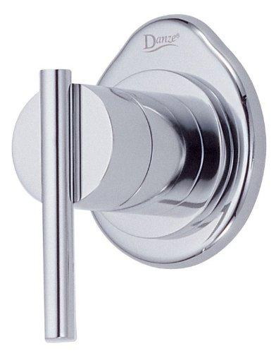 Danze D560858T Parma Single Handle 4-Port Shower Diverter Trim Kit, Chrome (Valve Not Included)