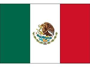 3× 5ft 2× 3ft 14× 21cm mano bandera bandera nacional de México