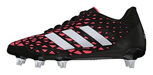 Chaussures Plamet SG Negbas Homme Rojimp Noir de Elite Rugby Kakari adidas gq7A44