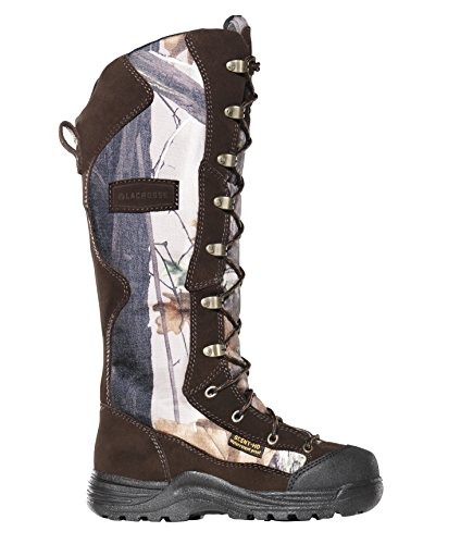 LaCrosse Boy's Venom Scent Snake Boots,Brown,6 M Big Kid - Kid Snake Girl Sneaker