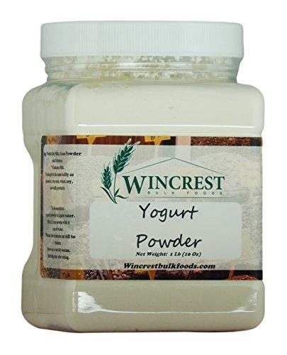 Yogurt Powder - 1 Lb Tub by WinCrest BulkFoods