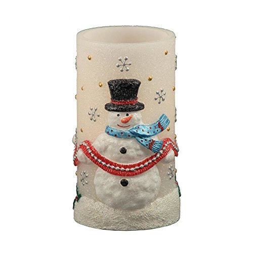 Led Snowman Outdoor Lights Figures in Florida - 5