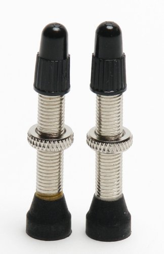 Stans-No Tubes 35mm Presta Universal Valve Stem (Carded Pair for Mountain)