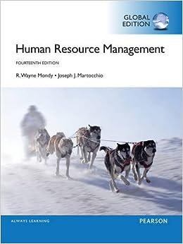 Human Resource Management for MyManagementLab, Global Edition