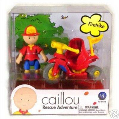 Amazon.com: Caillou Aventura firetrike con Caillou como Jefe ...