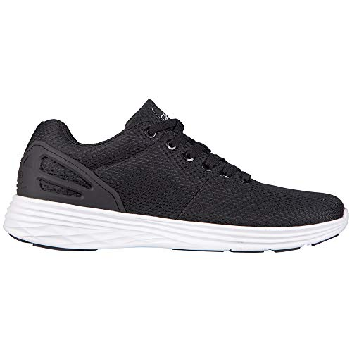 Basse – Black white Sneaker Nero Footwear Kappa Unisex Adulto Trust 1110 Unisex qgIOOw