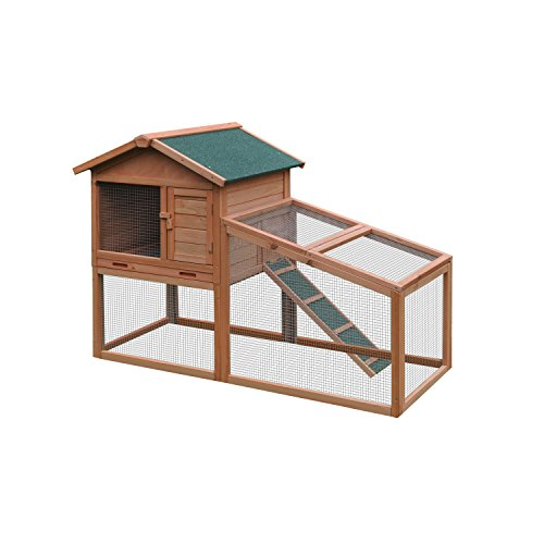 ALEKO-ACCRH56X25X39-Wooden-Pet-House-Poultry-Hutch-Rabbits-Chickens-Hen-Coop-Wooden-Cage-565-x-256-x-394-Inches