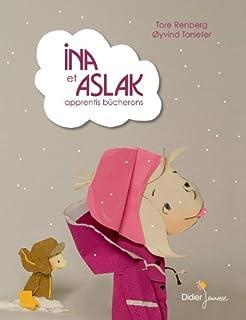 Ina et Aslak : apprentis bûcherons