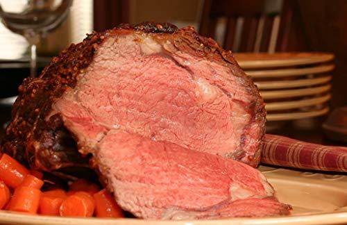 (USDA Choice Boneless Prime Rib Beef Roast - 6.25 lb.)