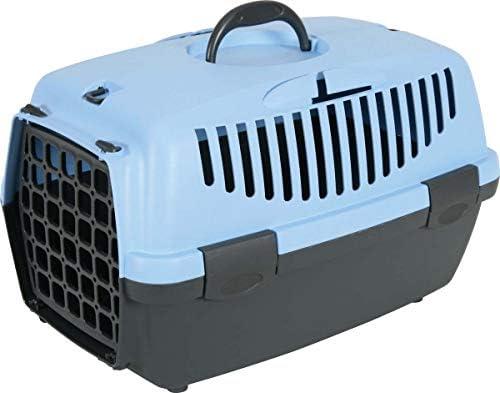 Transportin para perros y gatos Gulliver TRIXIE modelos 1 2 y 3 puerta de plástico