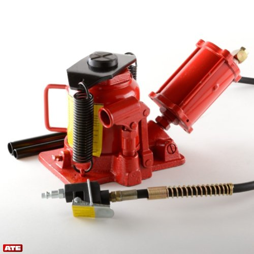 20 Ton Low Profile Air/Manual Bottle Jack