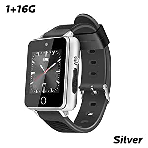 E9 Fitness Tracker Android WiFi Dual Quad-Core HD cámara Apple Watch Aspecto Reloj con 3 G Tarjeta SIM de Llamada Navegación GPS Bluetooth Smart Watch ...