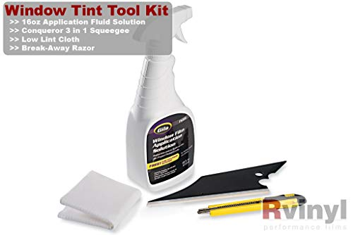 Rtint Window Tint Kit for Honda Accord 1990-1993 (Sedan) - Installation Kit