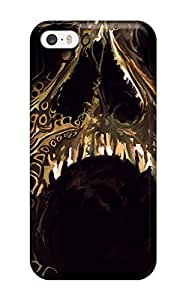 Iphone High Quality Tpu Case/ Skull WEwNIQW11560zCjpL Case Cover For Iphone 5/5s(3D PC Soft Case)
