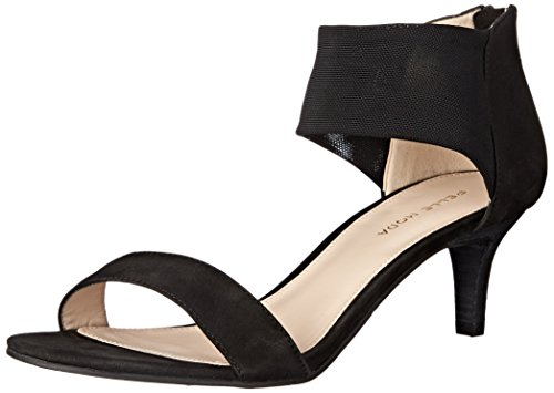 Black Pelle Sandal Eden Dress Women's Moda nZWZOqTX
