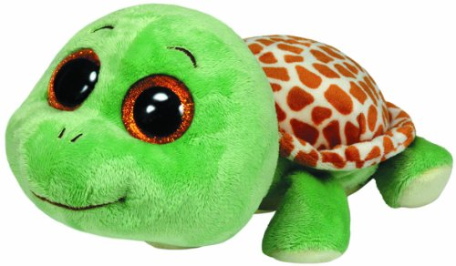 Sandy Turtle - Ty Beanie Boos Sandy Turtle Plush, Large