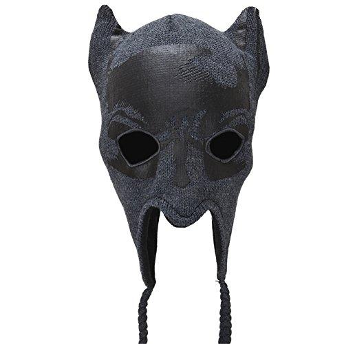 Batman - Mask Peruvian Knit Hat ()