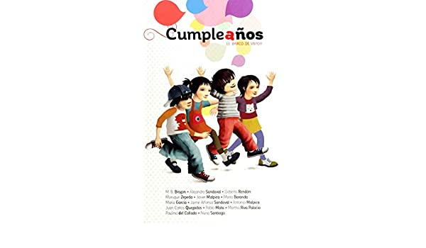Cumpleaños: Varios: 9786072418073: Amazon.com: Books
