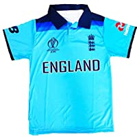 BOWLERS England World Cup Jersey