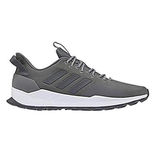 adidas Questar Trail Shoe - Men's Trail Running 9 Grey/Trace Cargo
