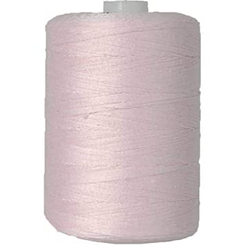 50 Colors Available Sewing and Serging For Quilting Color PUMPKIN Threadart 100/% Cotton Thread 1000M Spools 50//3 Weight