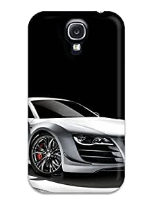 Galaxy S4 Case Slim [ultra Fit] Audi R8 12 Protective Case Cover wangjiang maoyi